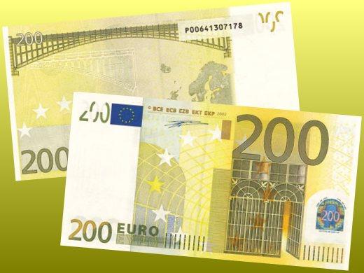Puzzle billet de 200 euros jeu de jeu de puzzle gratuit en ligne puzzles - 200 euros en livres ...