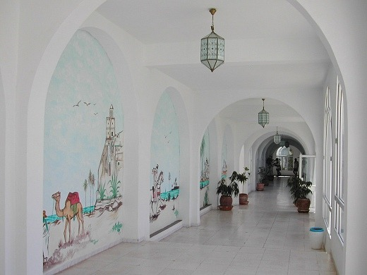 Puzzle djerba peintures murales jeu de - Jeu de peinture en ligne ...